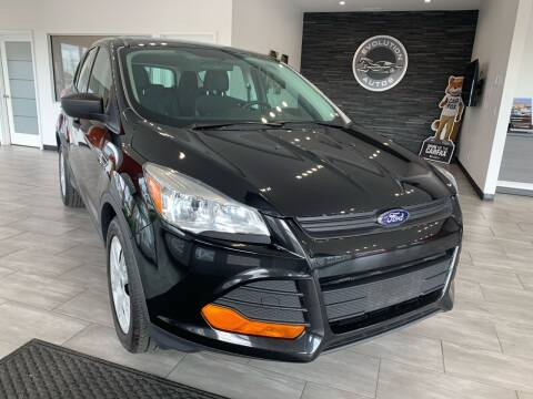 2015 Ford Escape for sale at Evolution Autos in Whiteland IN