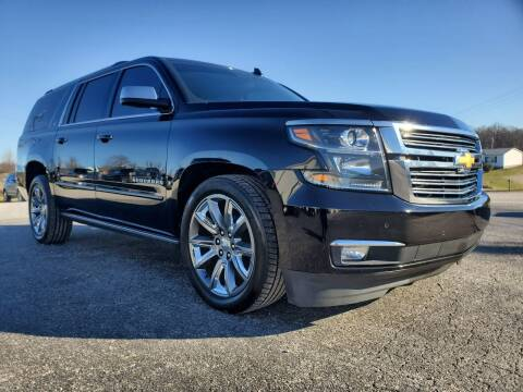 2016 Chevrolet Suburban for sale at Hatcher's Auto Sales, LLC in Campbellsville KY