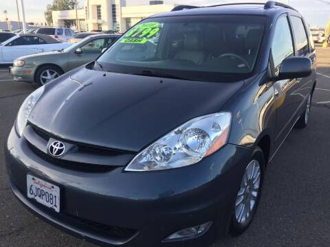 2010 Toyota Sienna for sale at Safi Auto in Sacramento CA