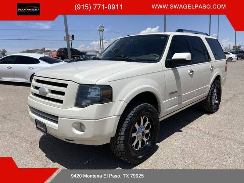 2008 Ford Expedition for sale in El Paso, TX