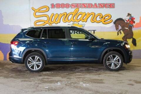 2018 Volkswagen Atlas for sale at Sundance Chevrolet in Grand Ledge MI