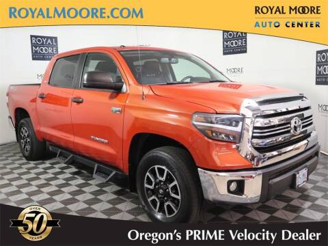 2016 Toyota Tundra for sale at Royal Moore Custom Finance in Hillsboro OR
