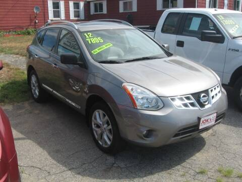 2012 Nissan Rogue for sale at Joks Auto Sales & SVC INC in Hudson NH