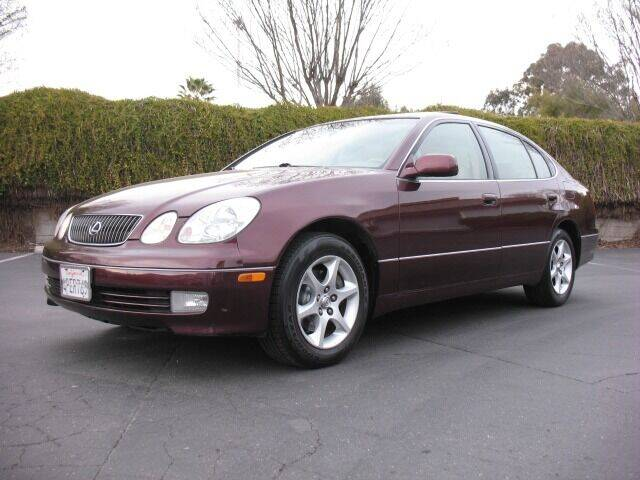 2001 Lexus GS 300 for sale at Mrs. B's Auto Wholesale / Cash For Cars in Livermore CA
