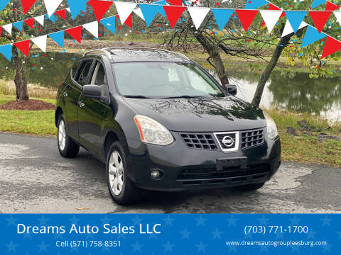 2010 Nissan Rogue for sale at Dreams Auto Sales LLC in Leesburg VA
