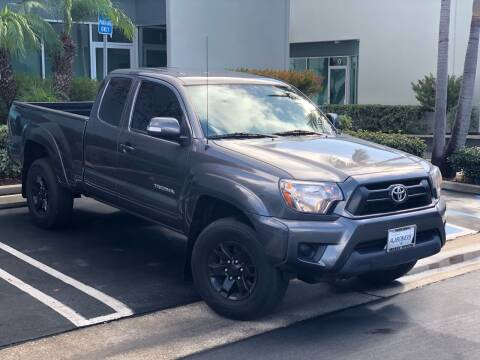 2014 Toyota Tacoma for sale at Autos Direct in Costa Mesa CA