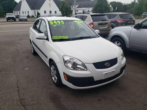 2009 Kia Rio for sale at TC Auto Repair and Sales Inc in Abington MA