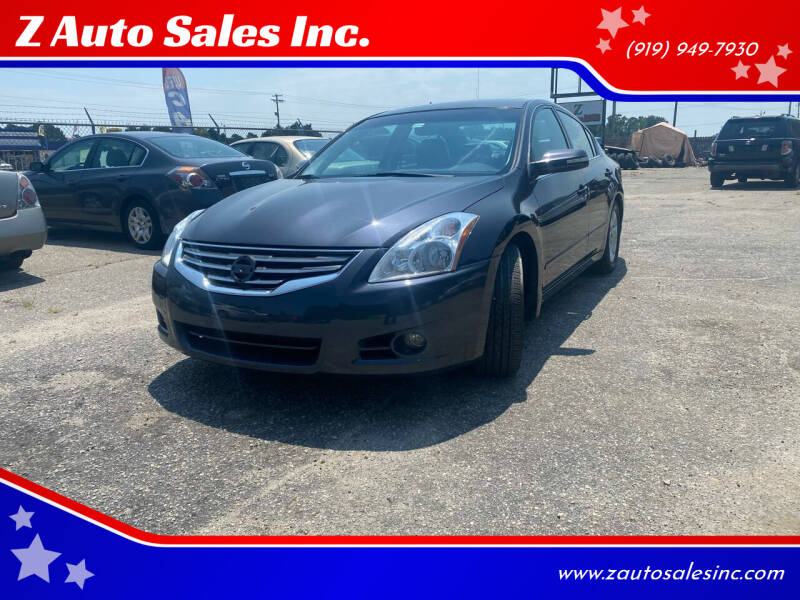2007 Nissan Altima for sale in Rocky Mount, NC
