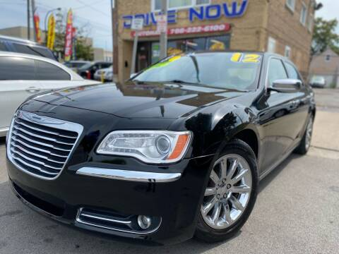 2012 Chrysler 300 for sale at Drive Now Autohaus in Cicero IL