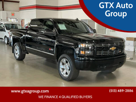 2015 Chevrolet Silverado 1500 for sale at UNCARRO in West Chester OH