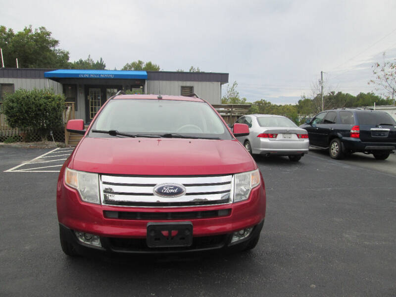 2008 Ford Edge for sale at Olde Mill Motors in Angier NC