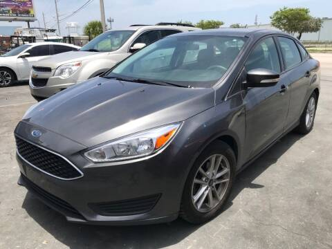 2016 Ford Focus for sale at Ultimate Car Solutions in Pompano Beach FL
