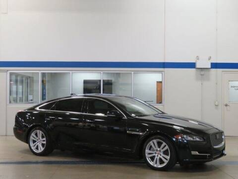 2017 Jaguar XJL for sale at Terry Lee Hyundai in Noblesville IN