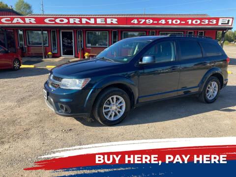 2014 Dodge Journey for sale at CAR CORNER in Van Buren AR