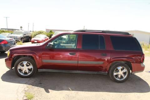 2005 Chevrolet TrailBlazer EXT for sale at Epic Auto in Idaho Falls ID