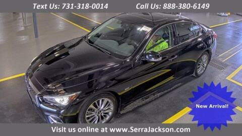 2018 Infiniti Q50 for sale at Serra Of Jackson in Jackson TN