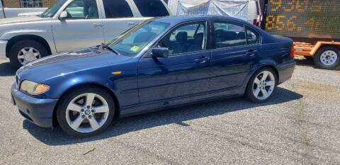 2005 BMW 3 Series for sale at A.C. Greenwich Auto Brokers LLC. in Gibbstown NJ