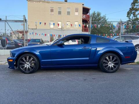 2008 Ford Mustang for sale at G1 Auto Sales in Paterson NJ