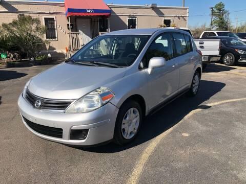 2011 Nissan Versa for sale at Saipan Auto Sales in Houston TX