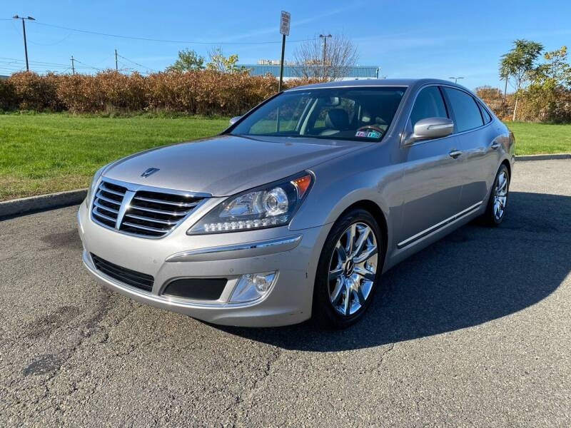 2013 Hyundai Equus for sale at Pristine Auto Group in Bloomfield NJ
