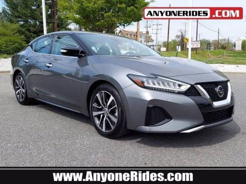 2020 Nissan Maxima for sale at ANYONERIDES.COM in Kingsville MD