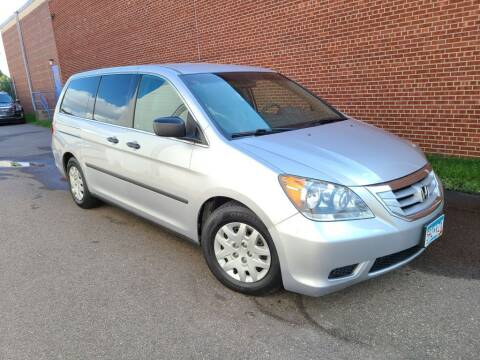 2010 Honda Odyssey for sale at Minnesota Auto Sales in Golden Valley MN