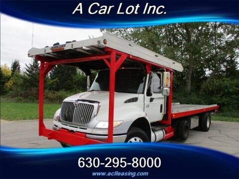2007 International DuraStar 4400 for sale at A Car Lot Inc. in Addison IL