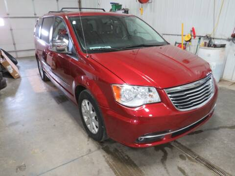 2011 Chrysler Town and Country for sale at Grey Goose Motors in Pierre SD