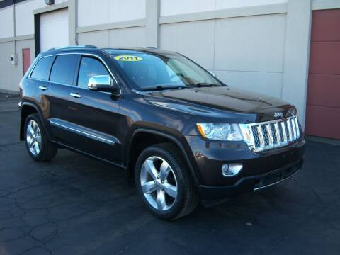 2011 Jeep Grand Cherokee for sale at Blatners Auto Inc in North Tonawanda NY