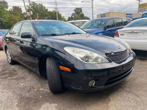 2006 Lexus ES 330 for sale at GREENLIGHT AUTO SALES in Akron OH