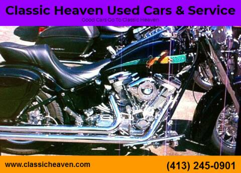 2002 Harley / Triump custom 1 of a kind griffin for sale at Classic Heaven Used Cars & Service in Brimfield MA