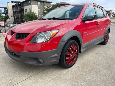 2004 Pontiac Vibe for sale at Zoom ATX in Austin TX