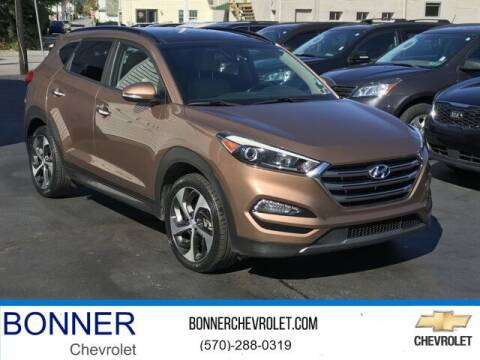 2016 Hyundai Tucson for sale at Bonner Chevrolet in Kingston PA