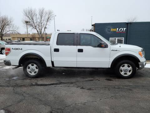 2010 Ford F-150 for sale at THE LOT in Sioux Falls SD