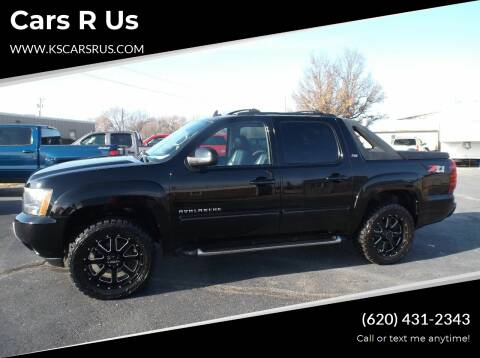 2011 Chevrolet Avalanche for sale at Cars R Us in Chanute KS