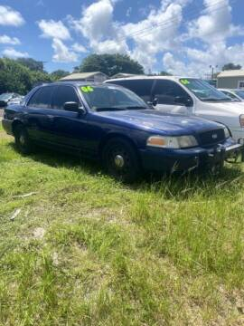 2006 Ford Crown Victoria for sale at ROCKLEDGE in Rockledge FL