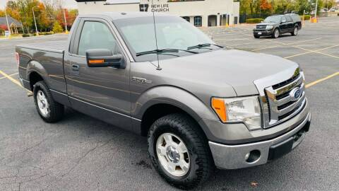 2012 Ford F-150 for sale at H & B Auto in Fayetteville AR