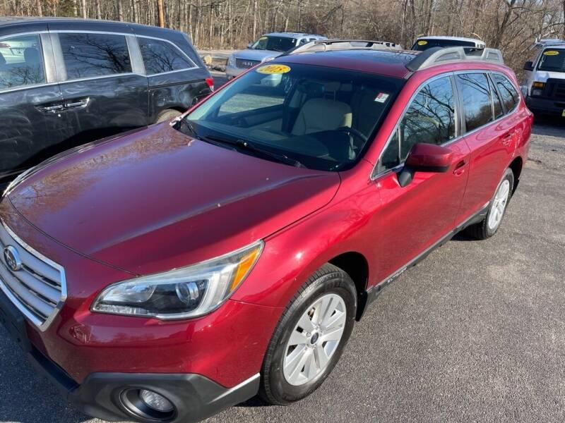 2015 Subaru Outback for sale at KINGSTON AUTO SALES in Wakefield RI
