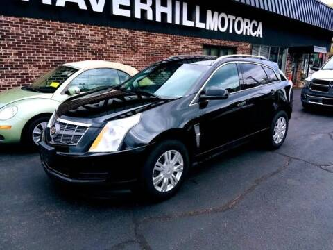 2012 Cadillac SRX for sale at 125 Auto Finance in Haverhill MA