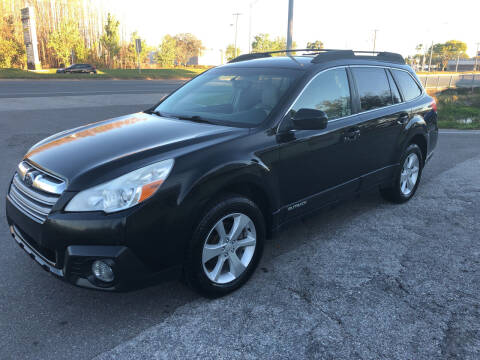 2013 Subaru Outback for sale at Reliable Motor Broker INC in Tampa FL