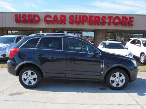 2014 Chevrolet Captiva Sport for sale at Checkered Flag Auto Sales NORTH in Lakeland FL