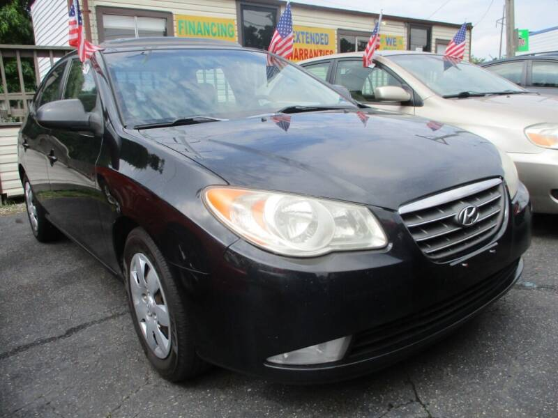 2008 Hyundai Elantra for sale at Unlimited Auto Sales Inc. in Mount Sinai NY