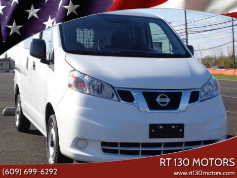 2020 Nissan NV200 for sale at RT 130 Motors in Burlington NJ