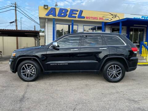 2018 Jeep Grand Cherokee for sale at Abel Motors, Inc. in Conroe TX