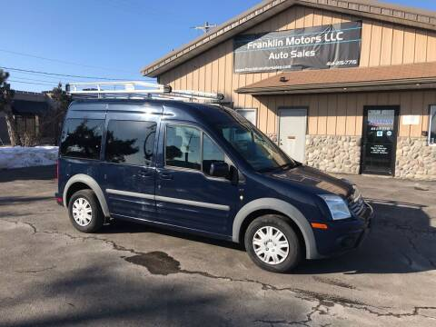 2011 Ford Transit Connect for sale at Franklin Motors in Franklin WI