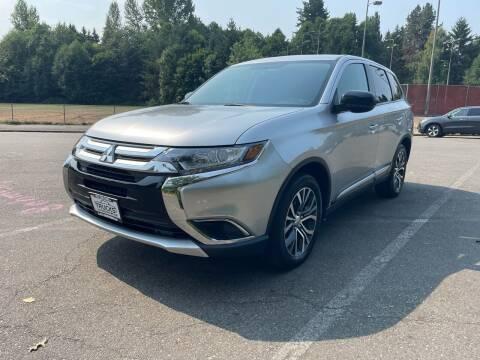 2018 Mitsubishi Outlander for sale at Trucks Plus in Seattle WA
