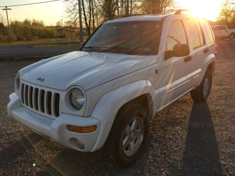 2004 Jeep Liberty for sale at CITYSIDE MOTORCARS LLC in Canfield OH