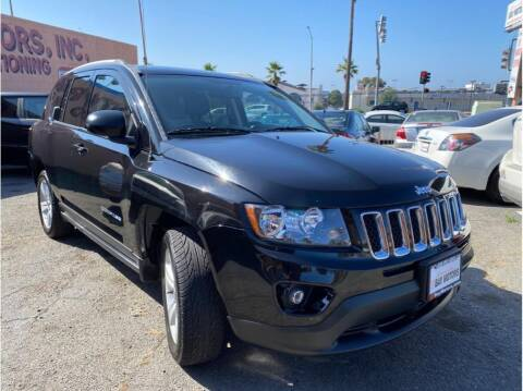 2016 Jeep Compass for sale at SF Bay Motors in Daly City CA