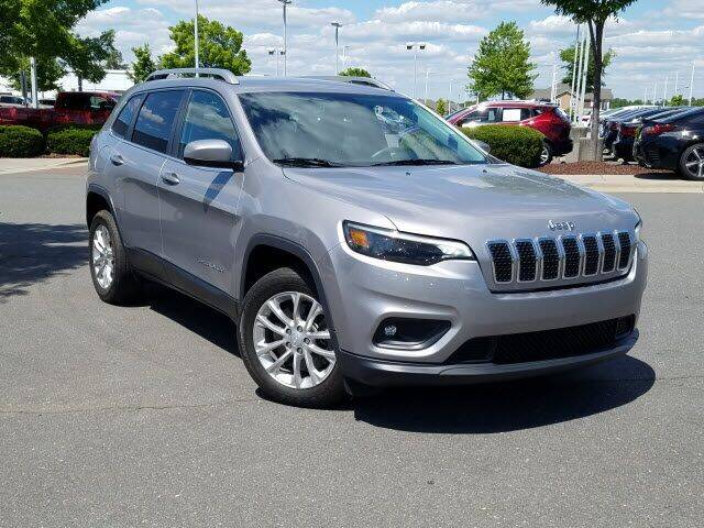 2019 Jeep Cherokee for sale in Rock Hill, SC