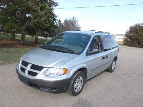 2001 Dodge Caravan for sale at HUDSON AUTO MART LLC in Hudson WI